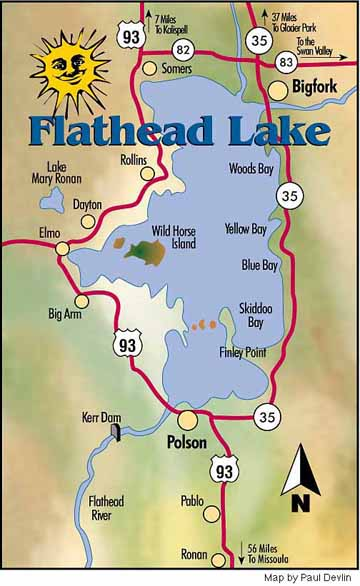 flathead_lake_map